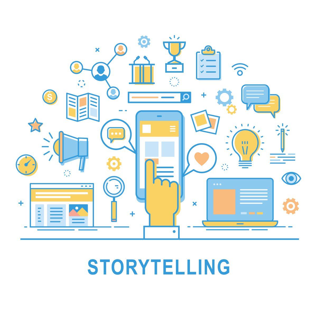 storytelling training for luxury brands