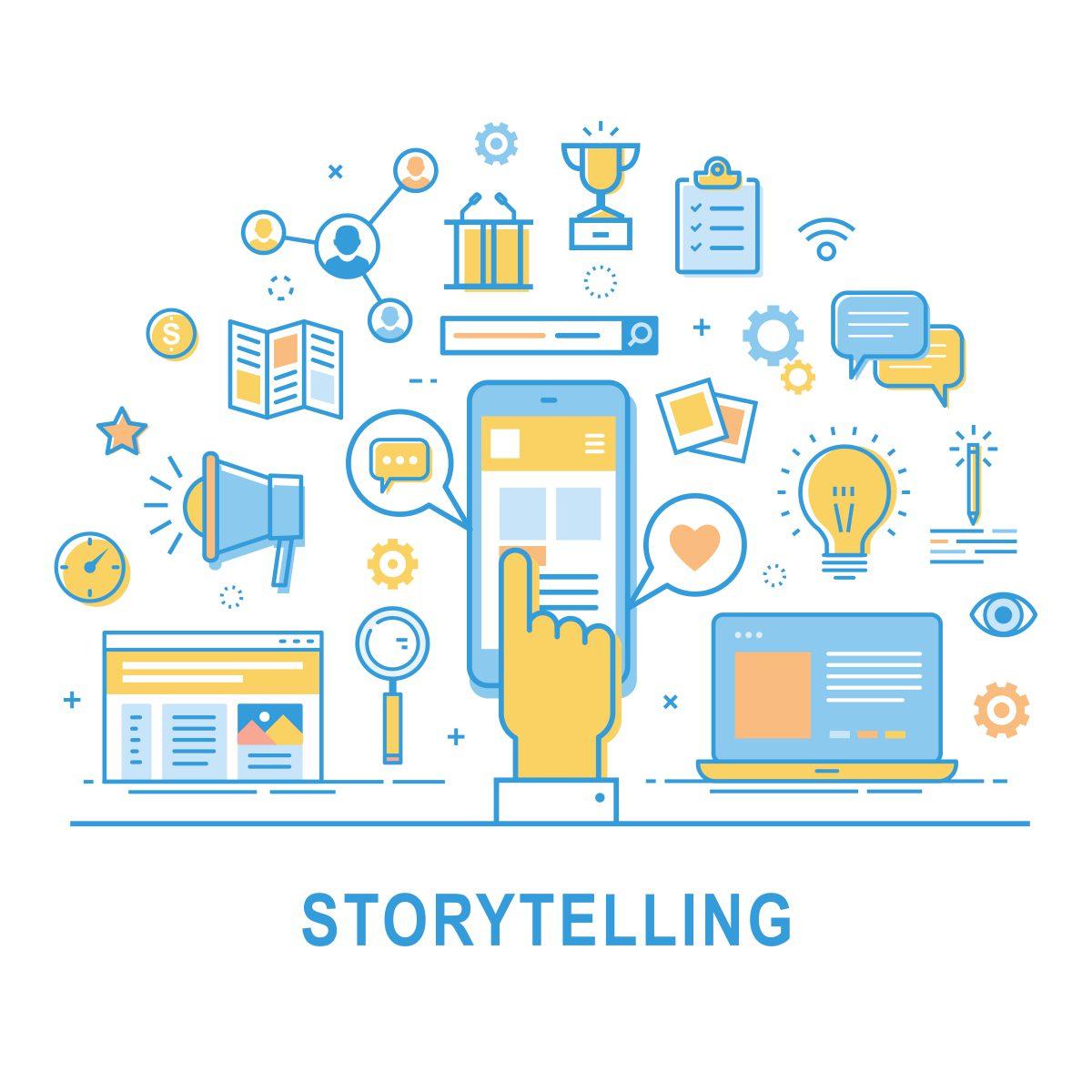 storytelling training for luxury brands