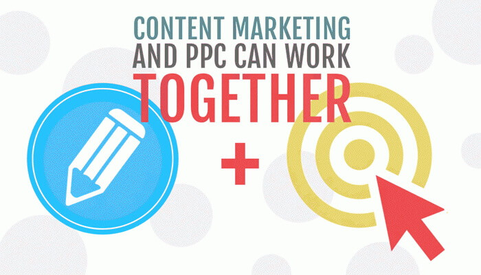 content marketing and ppc