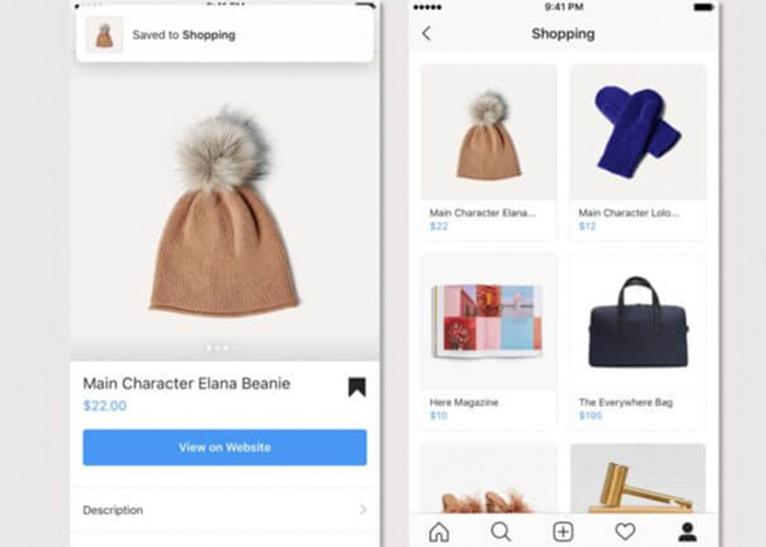 new products on instagram are great opportunities to create content