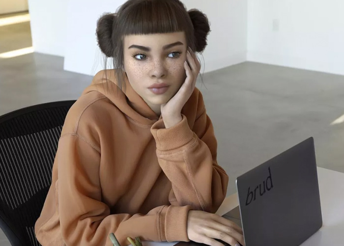 Lil Miquela is the highest paid virtual influencer