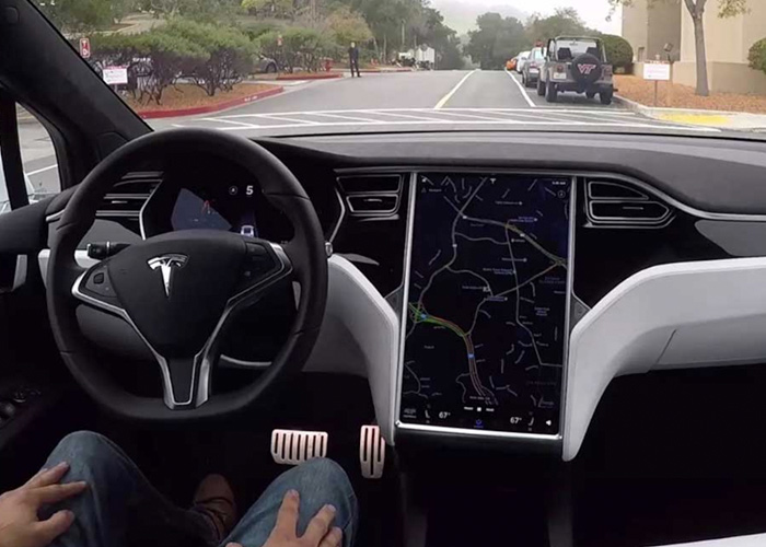 price of Tesla's Full Self-Driving System