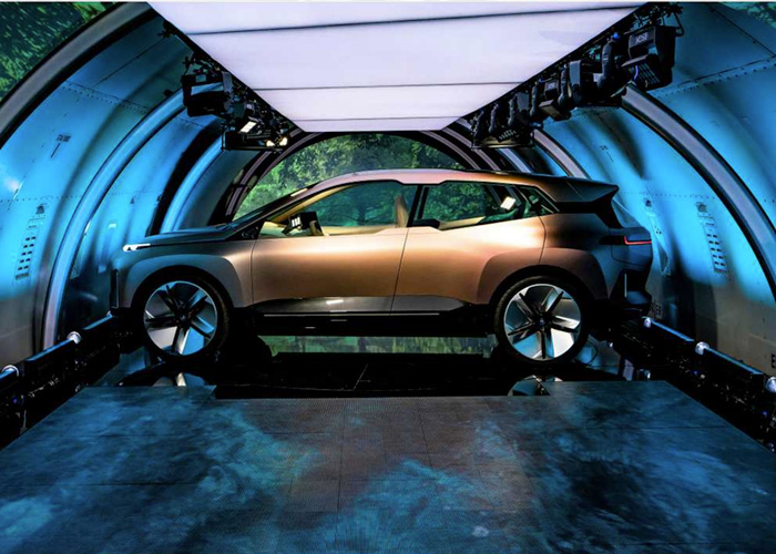 BMW iNext electric SUV (iX) is finally ready for its market introduction