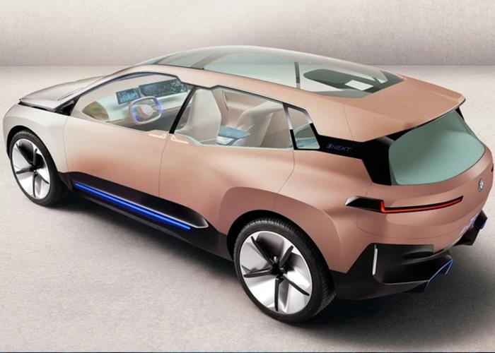 BMW iNext electric SUV (iX)