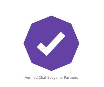 How Does the Twitch Verified Badge Look Like?