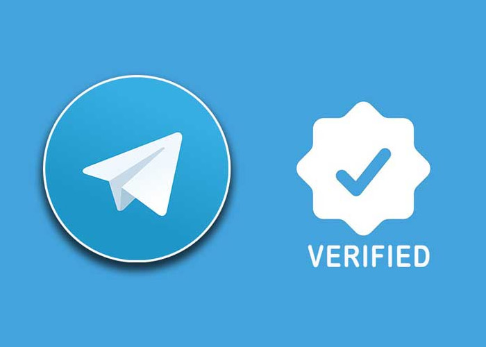 How to get a verified badge at telegram? the Blue Checkmark