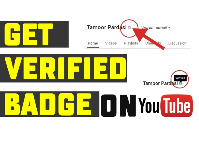how to Get Verified on YouTube?