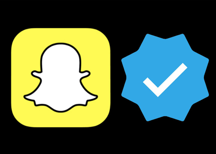 How To Get Verified On Snapchat? blue checkmark