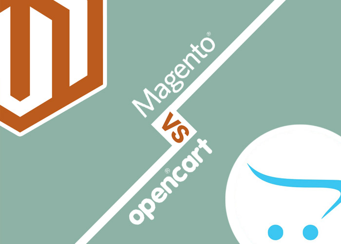 Comparing Magento with OpenCart: Similarities and Differences