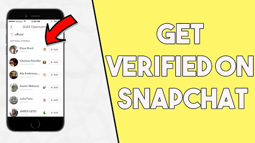 Can anyone get Verified on Snapchat?