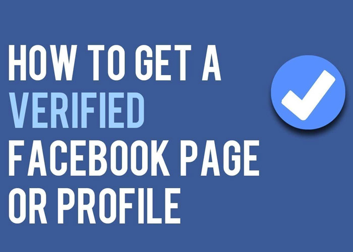 How to get verified on Facebook?