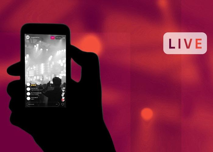 Live Videos in Social Media Game
