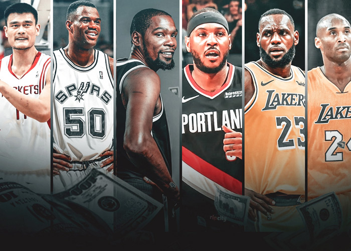 Richest NBA Players: The wealthiest basketball players in 2021