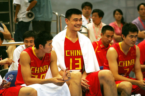 """Wealthiest basketball players: """"Yao Ming"""""""