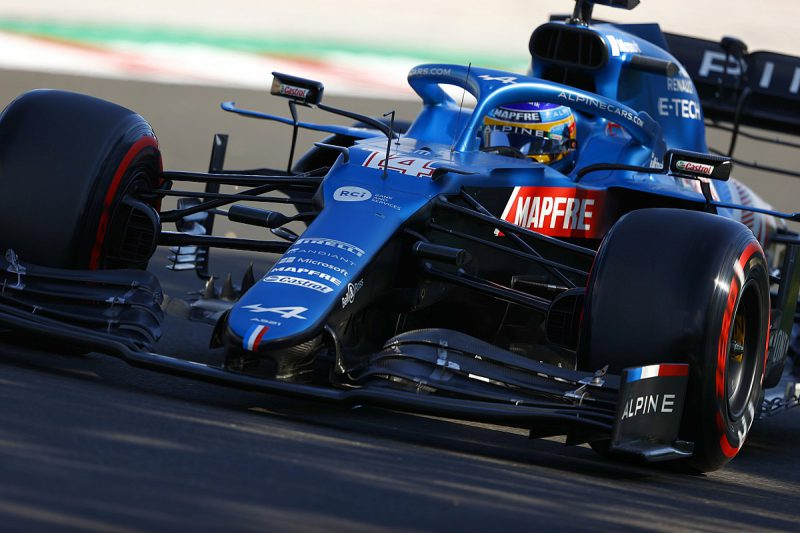 Formula 1 : fernando-alonso-alpine